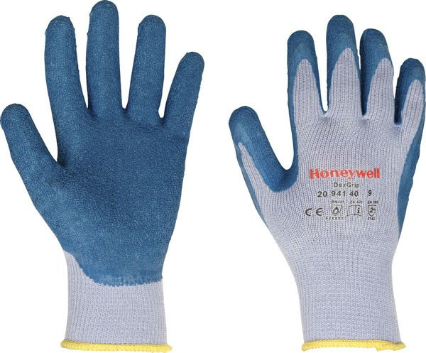 All-purpose knitted glove DexGrip