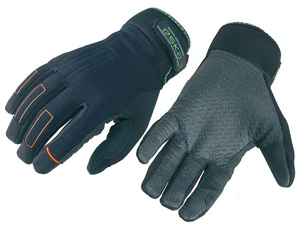 Bulldozer Plus full-finger work glove