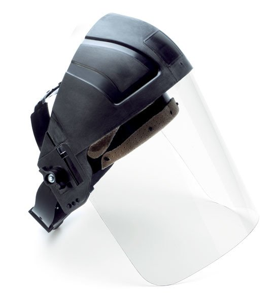 Face protection holder unihed type II