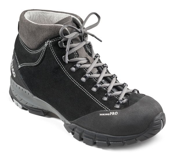 Hiking PRO high black, safety shoe S3