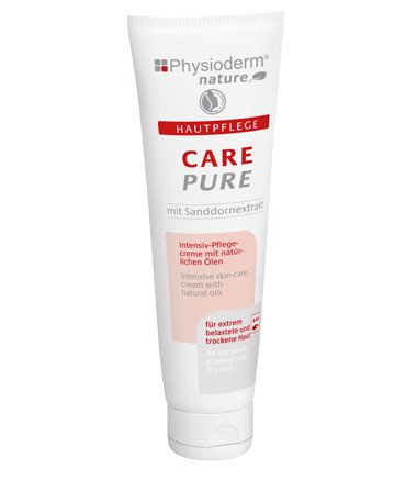 care pure, Intensiv-Pflegecreme