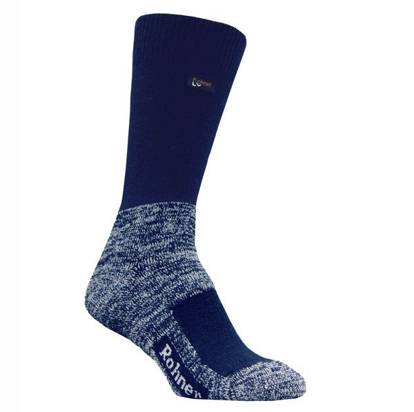Fibre-tech socks, blue,