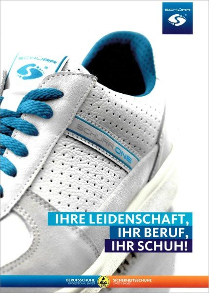 Schürr profi shoes Katalog